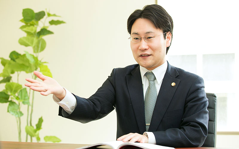 大阪で刑事弁護に強い弁護士イメージ