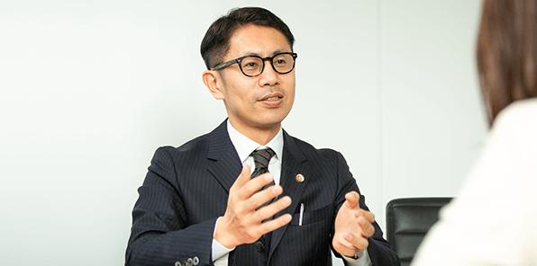 弁護士法人ALG&Associates 大阪法律事務所所長 弁護士 長田弘樹